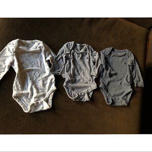 Gap Baby Onesies